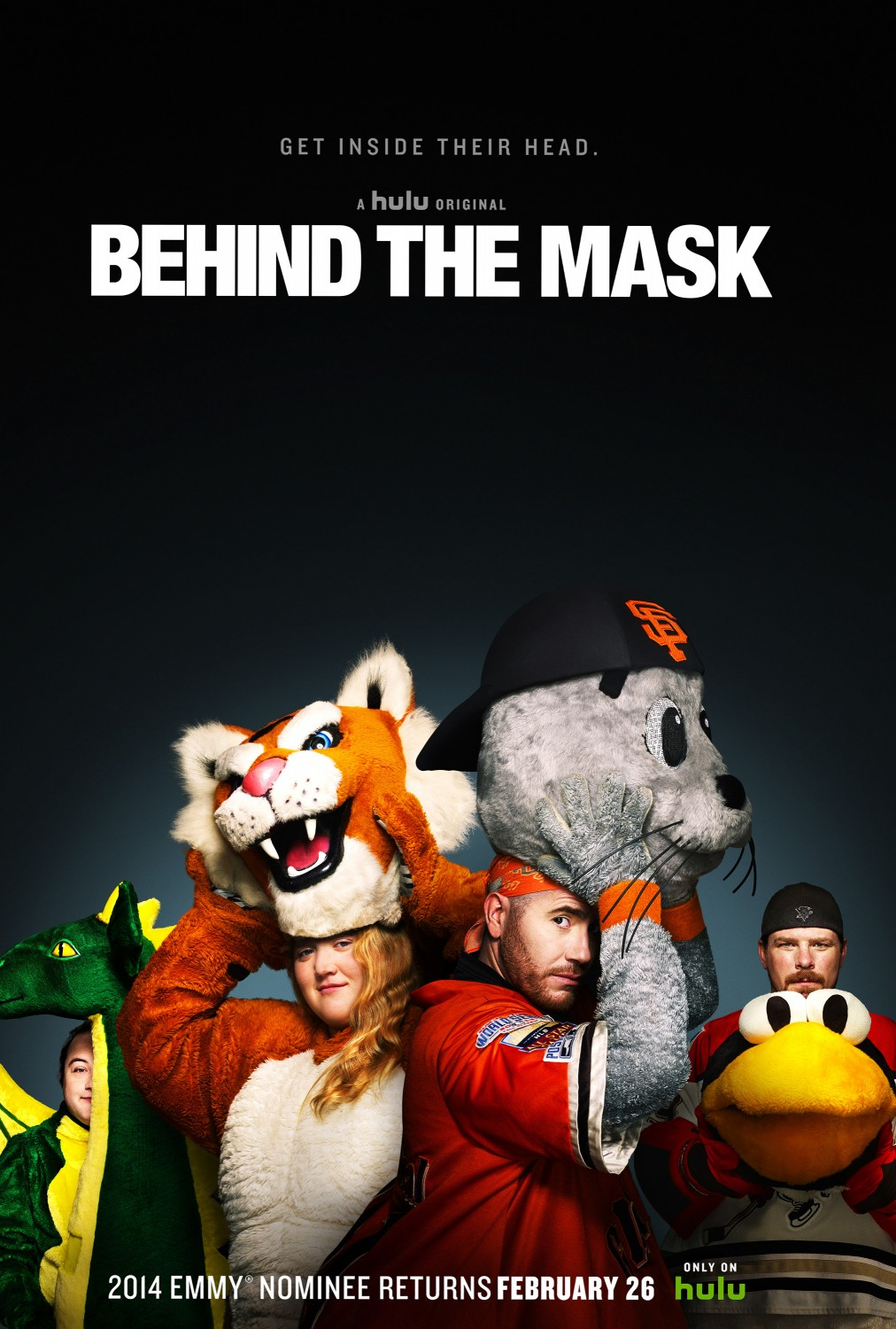 Behind The Mask - Editor