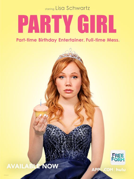 Party Girl - Editor