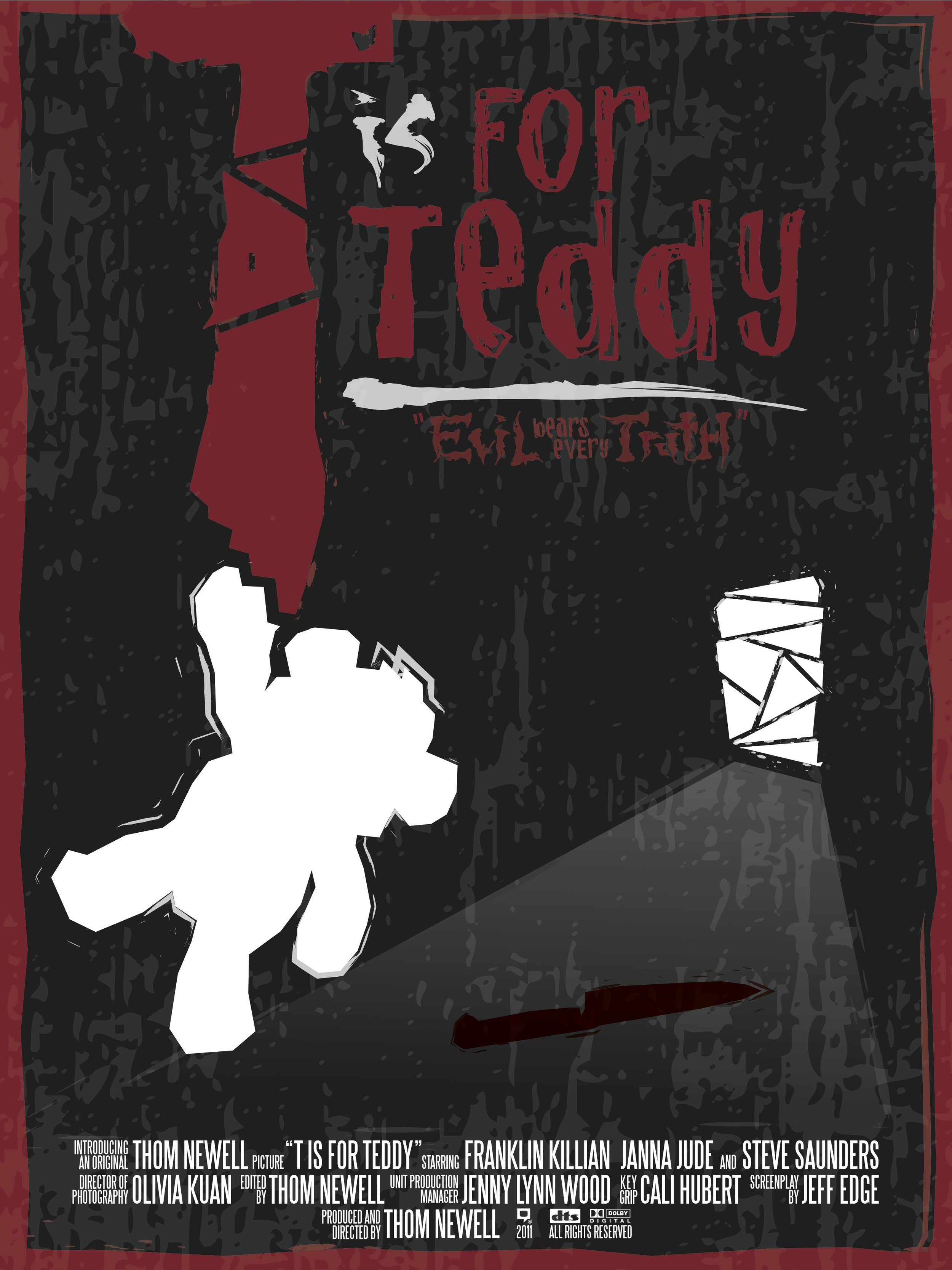 T Is For Teddy - Director