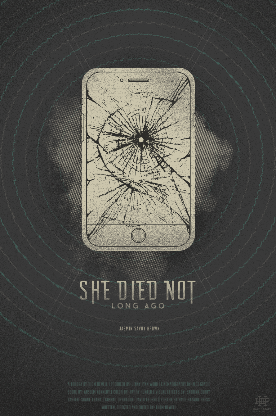 She Died Not Long Ago - Writer/Director