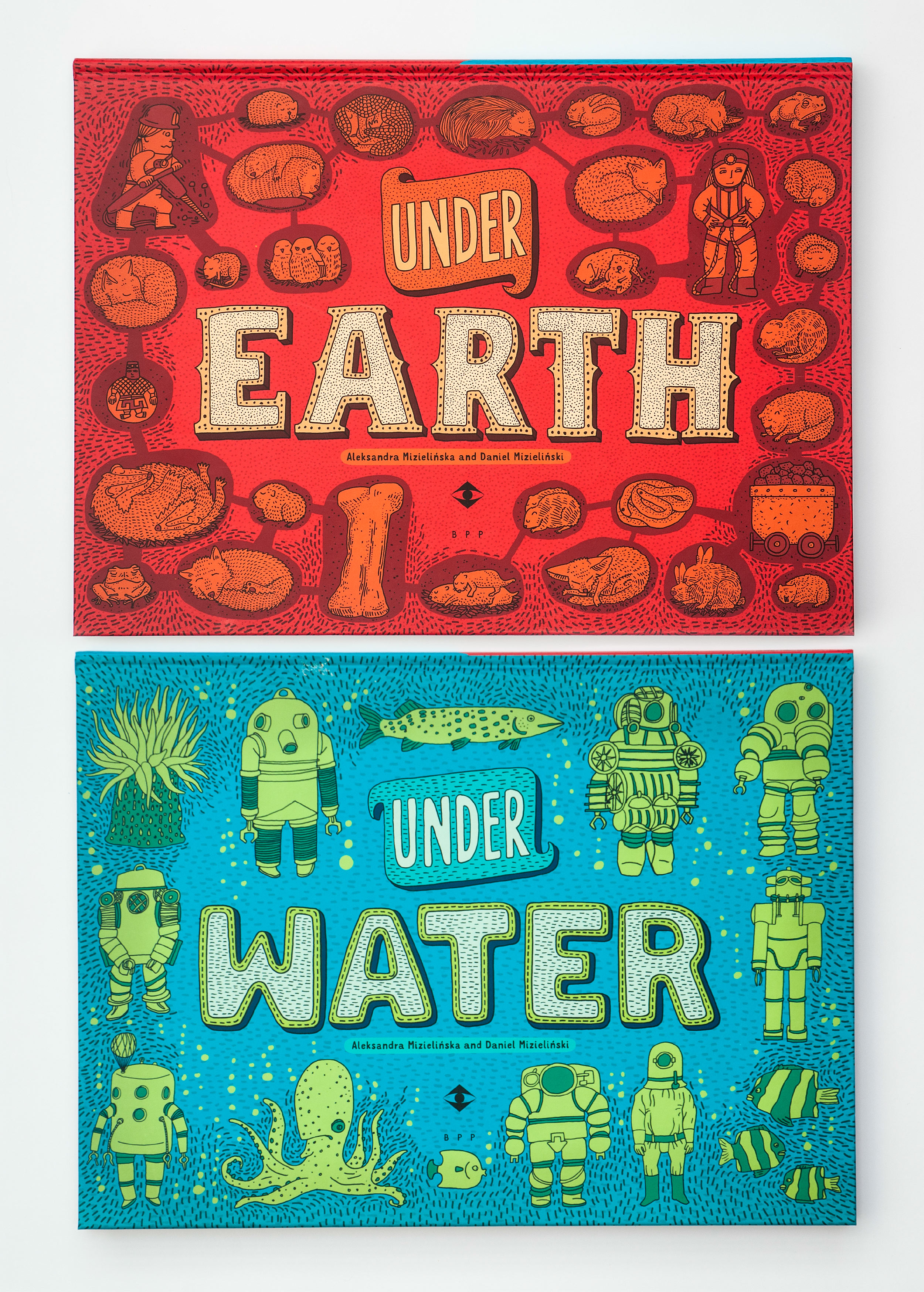 Under Earth / Under Water