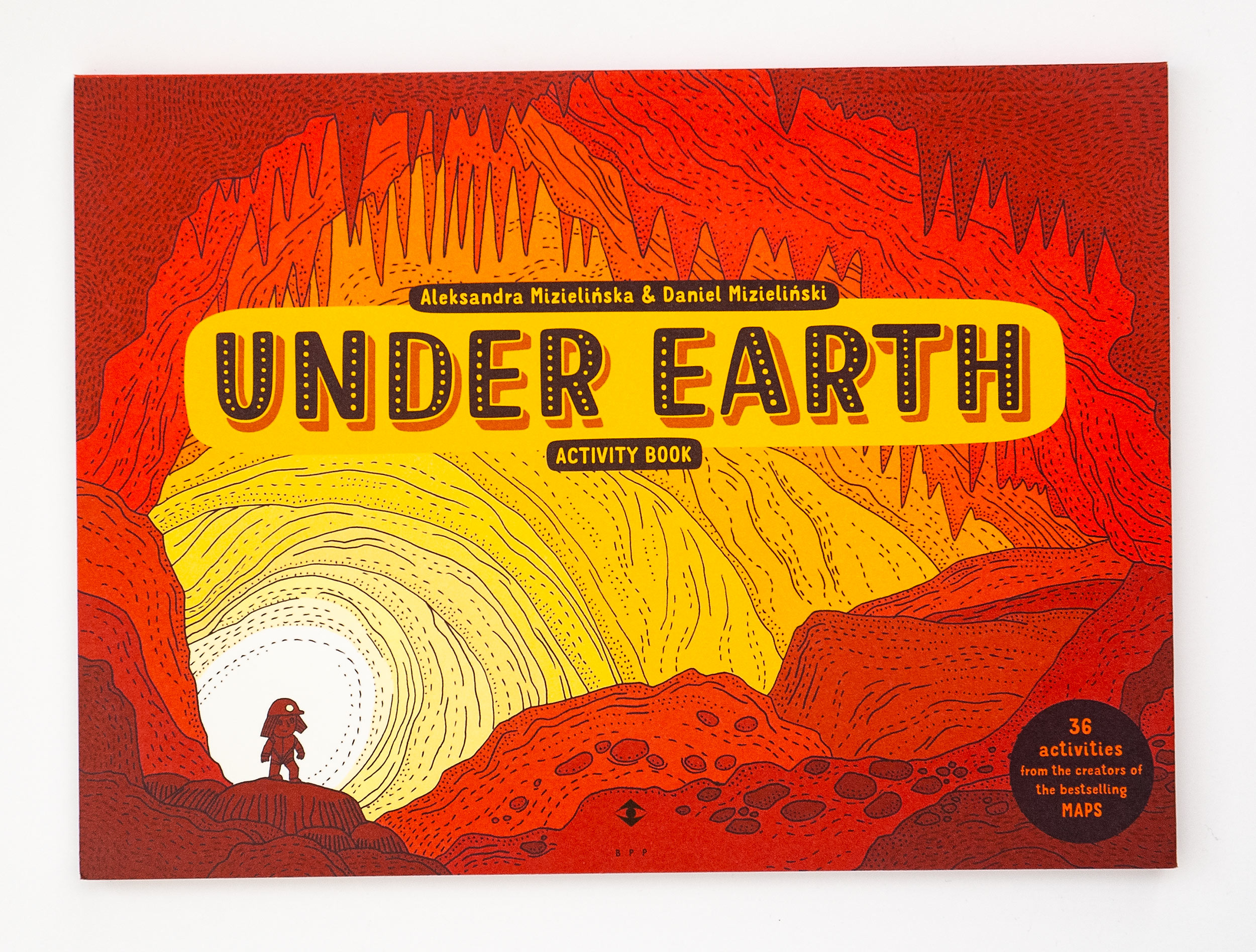 Under Earth Activity Book