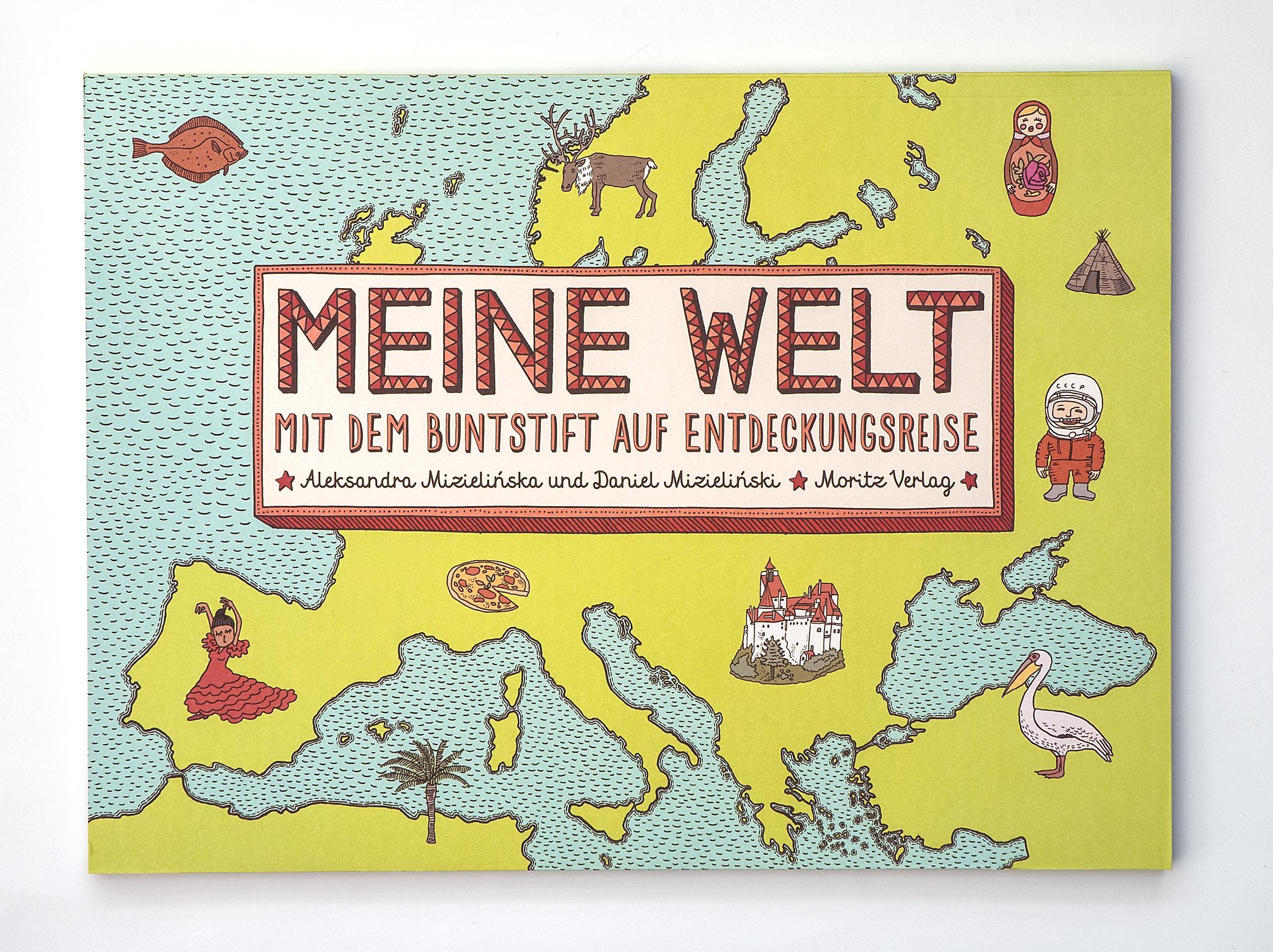 Meine Welt, Moritz Verlag