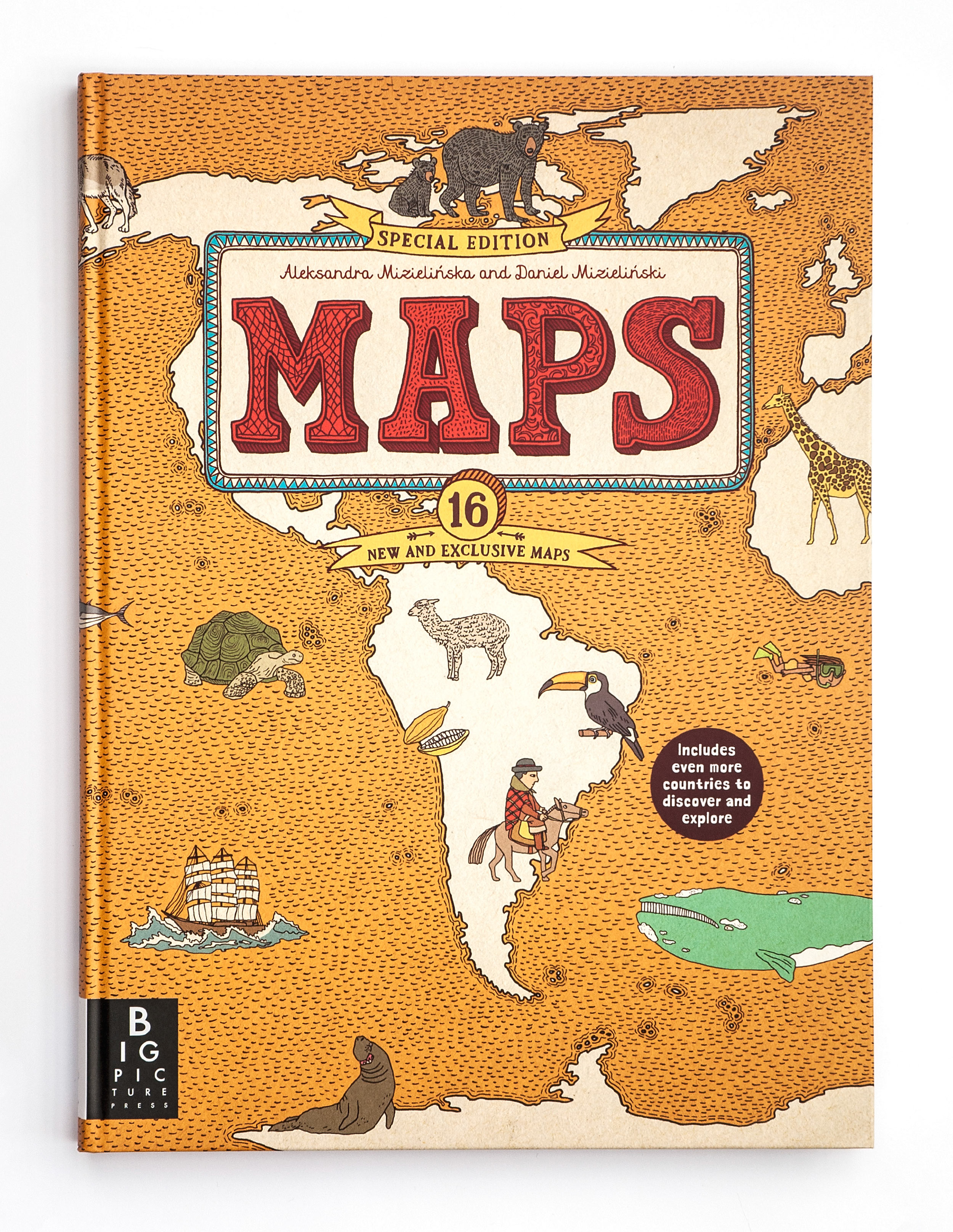 Maps, Special Edition