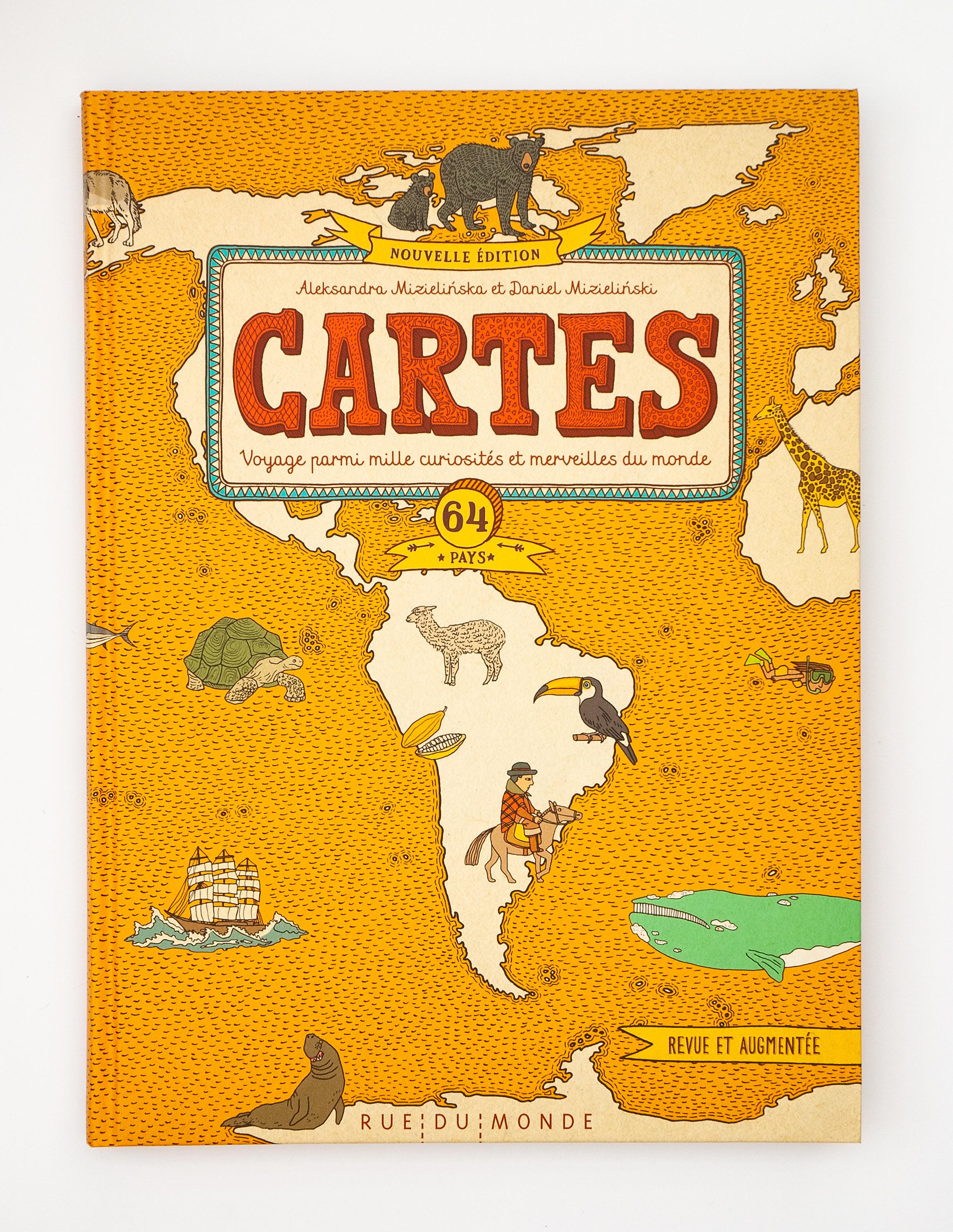 Cartes (Edition revue et augmentée)