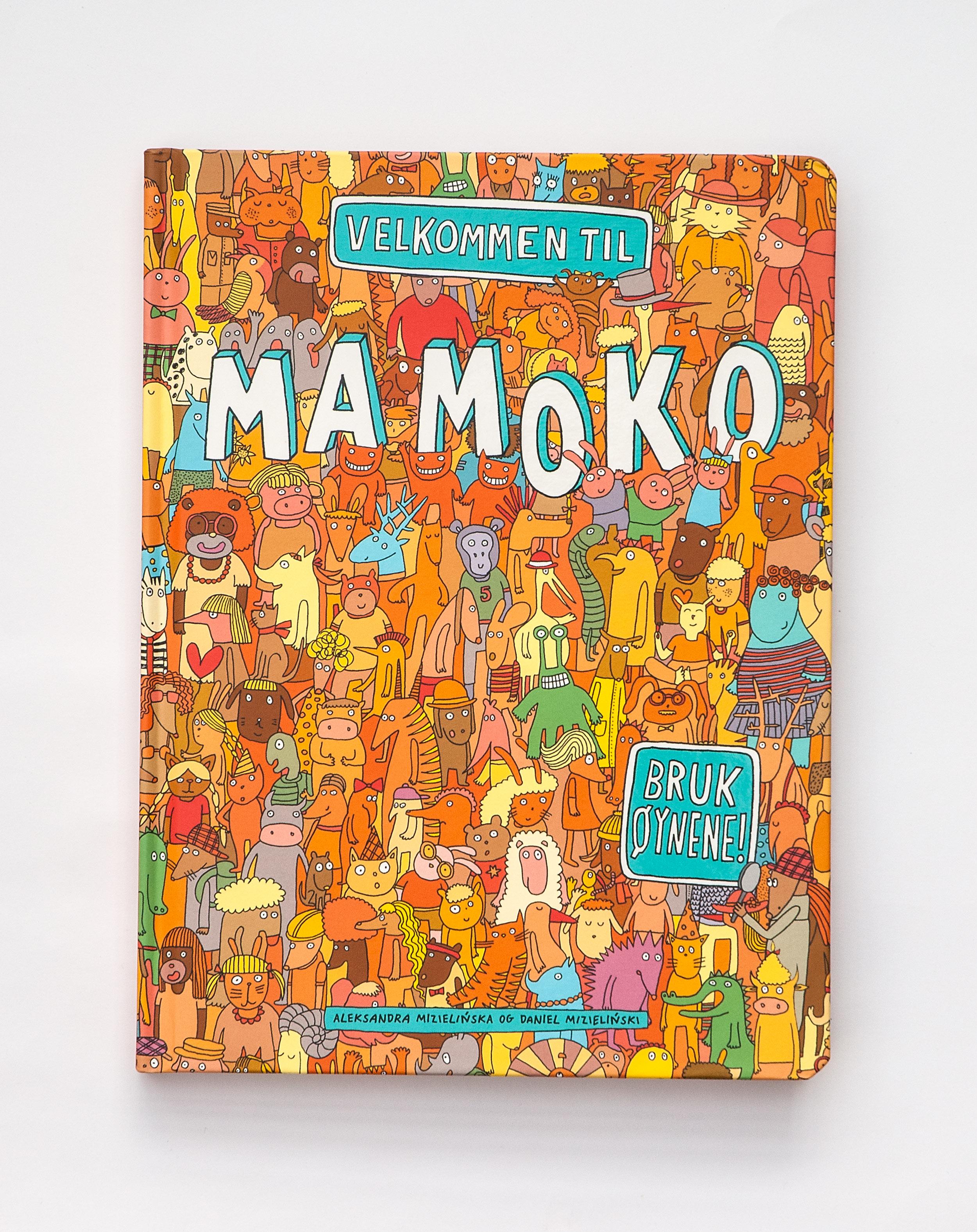 Velkommen til Mamoko