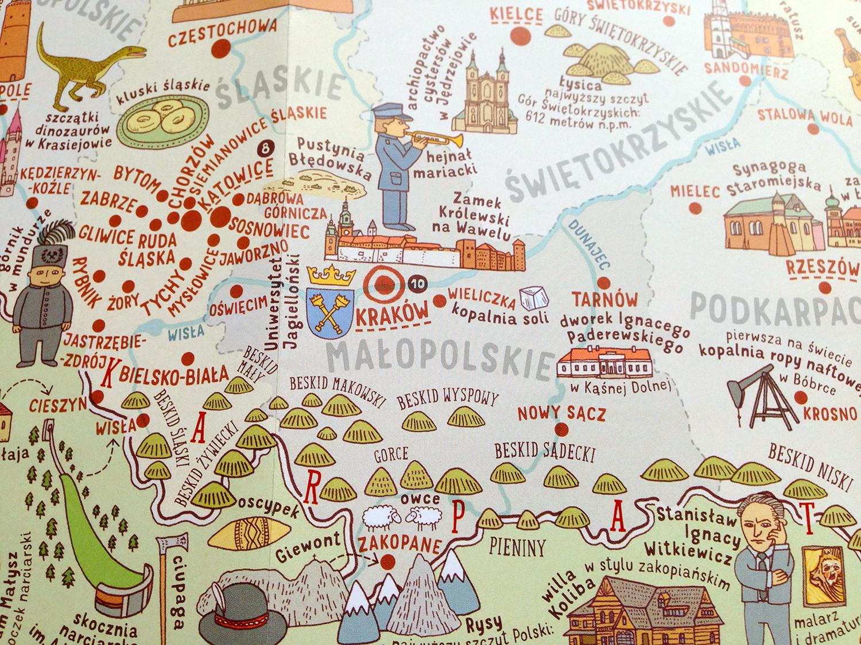 Maps Mapy Aleksandra And Daniel Mizielinscy