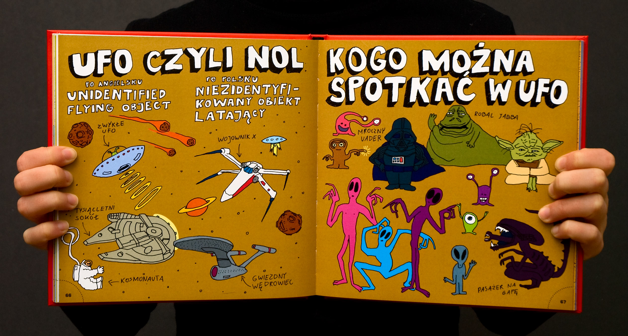 Spread from the original edition.