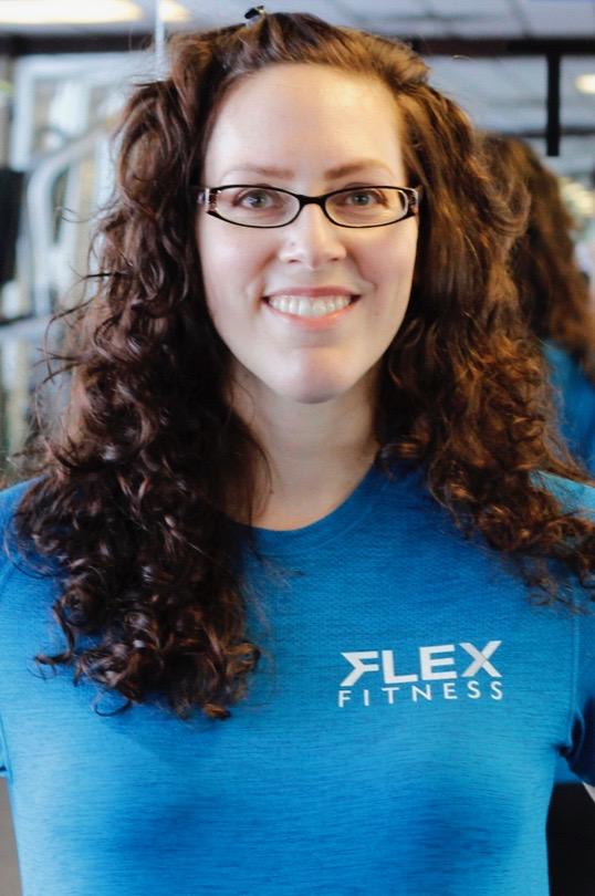 Jennifer Atkinson Flex Fitness Winnipeg