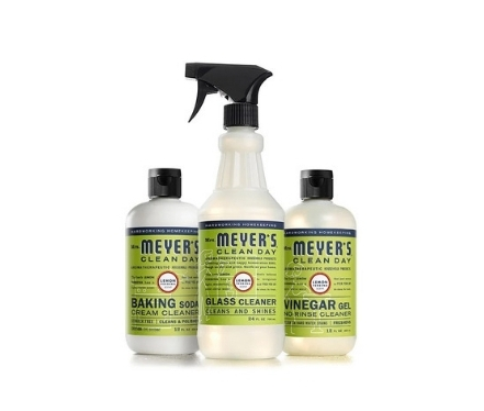 Mrs. Meyers Clean Day household products care for your family and your home. All products are made with plant-derived ingredients, essential oils, and other carefully chosen ingredients. These products will surely make your home fresh and fragrant.