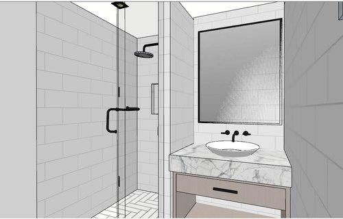 Riverview Bathroom Design