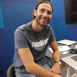 Alexander Lind - CEO Radinn