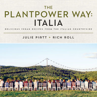 the plantpower way: italia - The Plantpower Way: Italia is a celebration of Italy's most delicious flavors and will show everyone a fresh, beautiful, and healthful side to Italian cooking.A plant-fueled lifestyle guide to la bella vita, complete with 125 vegan Italian recipes, paying homage to Italy's rich food history. Julie is known for her creativity and resourcefulness in the kitchen, and her recipes will show just how rich and luscious Italian cuisine can be, without a drop of dairy in sight! Filled with fresh vegan takes on Italian staples, inventive new recipes, and stunning photographs of the Italian countryside,amazon | barnes & noble