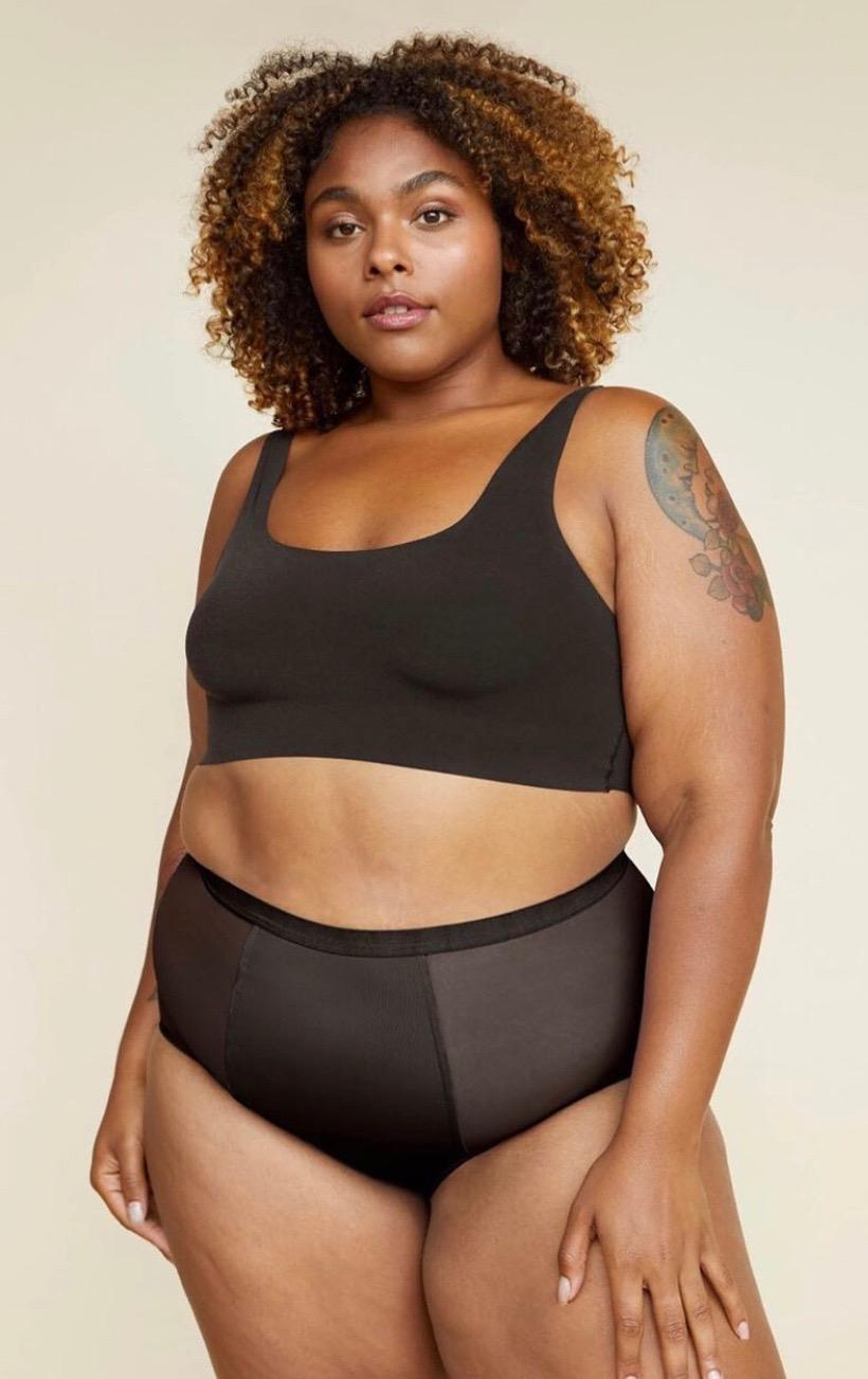the hi-waist - (holds 2 regular tampons' worth)