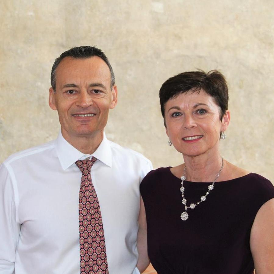 Peter and Jana Kozic - Czech Republic