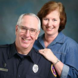 Robby and Elizabeth Jernigan - Emergency Services Chaplin
