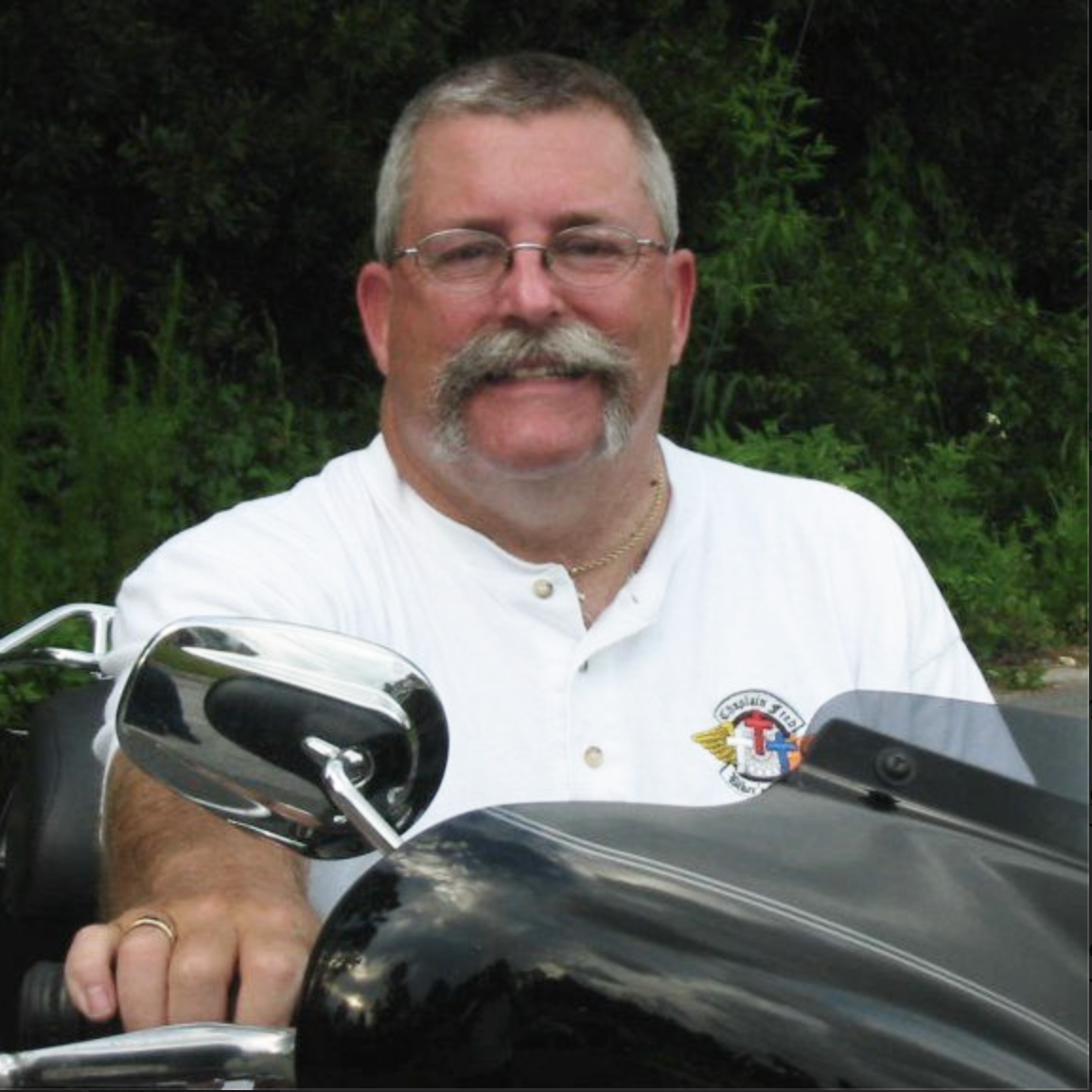 Fred Higgins - Motorcycle Chaplin