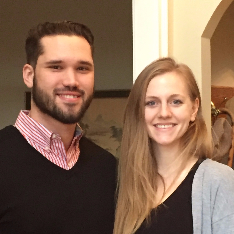 Sam and Kimberly Cote - Chicago Fellowship of Christian Athletes