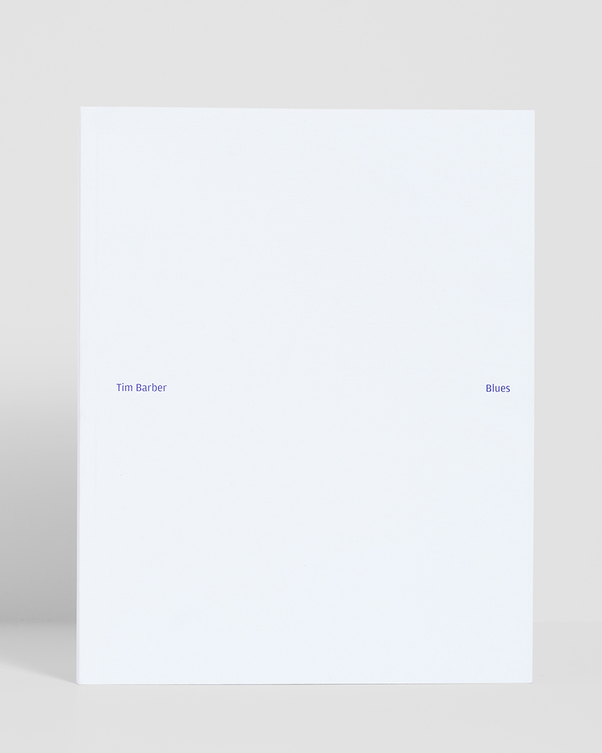 Blues  2015 published by  agnès b ( click here to purchase )