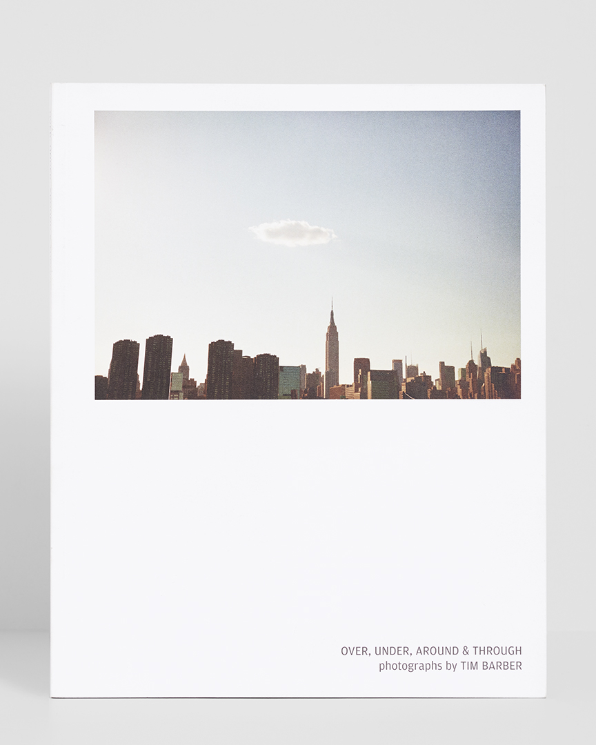 Over, Under,  Around & Through  2012 published by  Wacko Maria ( click here to purchase )