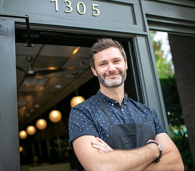 Meet Darren!  Darren is our server and daytime bartender. Darren's a sucker for our Italian Grinder sandwich on the lunch menu, and loves our Daiquri's. Come say hi for Happy Hour 3-6 daily. . . . . . . . .  #happyhourpdx  #picnicpdx #23rd #NW23rd #pdxbar #happyhour #portlandor #portlandrestaurants #pdxsandwich #portlandhappyhour #pdxrestaurants #pdxeats  #hhsnacks #travelportland #traveloregon #foodielife #portlandbars #craveportland #cocktails #queer #portlandfood #lgbtq #love #pdxbartender #cocktaillife #julesbianchiphotography