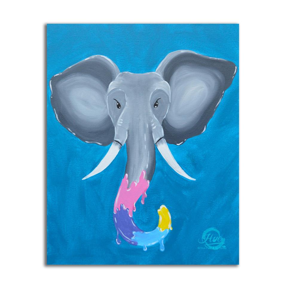 Hue The Elephant
