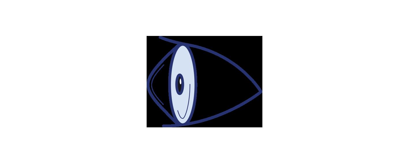 Keratoconus Treatments Icon by Brisbane Ophthalmologist Dr David Gunn.