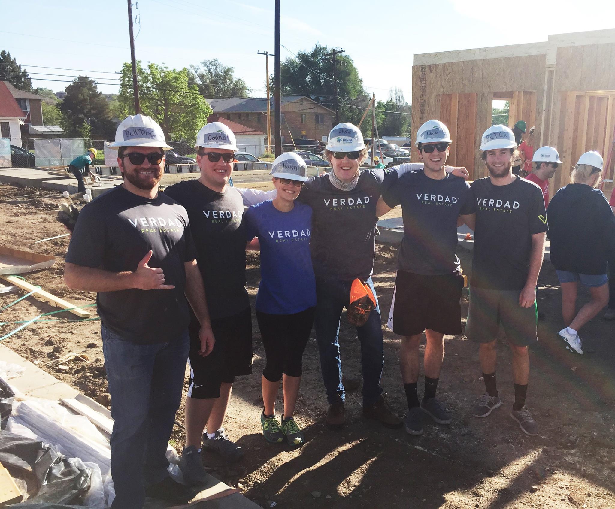 Habitat for Humanity - Verdad Denver - GiveBack