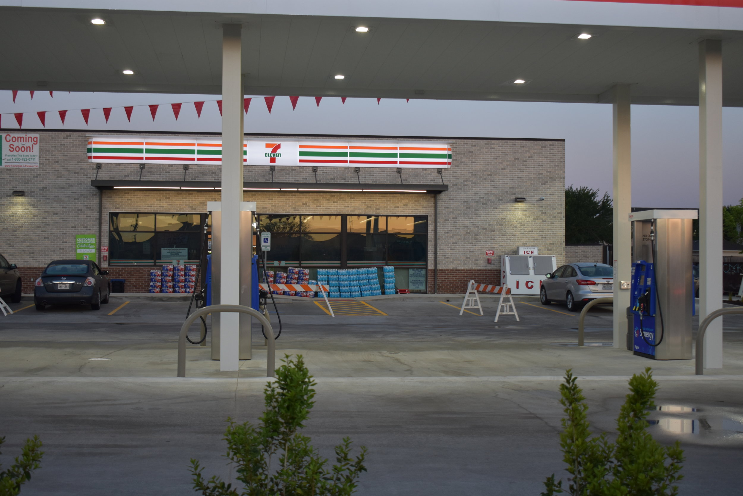 Verdad Project - 7-Eleven - Dallas TX - construction 9.JPG