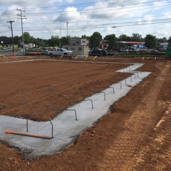 Verdad Project - Hardee's - Pleasant View TN - construction 04.JPG