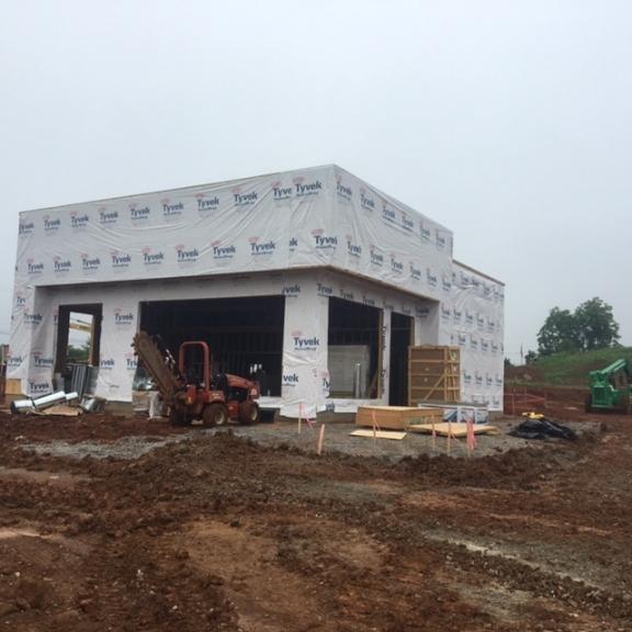 Verdad Project - Hardee's - Pleasant View TN - construction 07.JPG