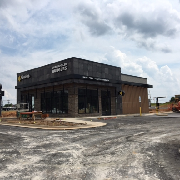 Verdad Project - Hardee's - Pleasant View TN - construction 09.JPG