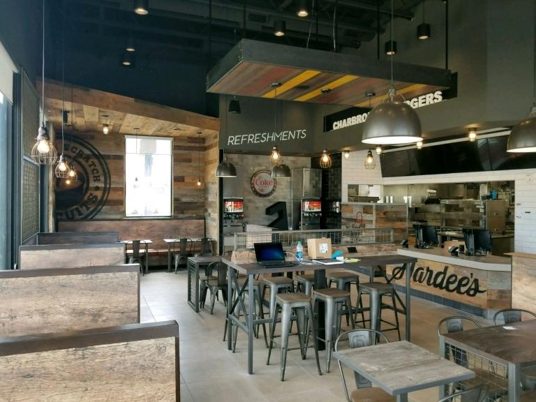Verdad Project - Hardee's - Pleasant View, TN - interior 2.JPG