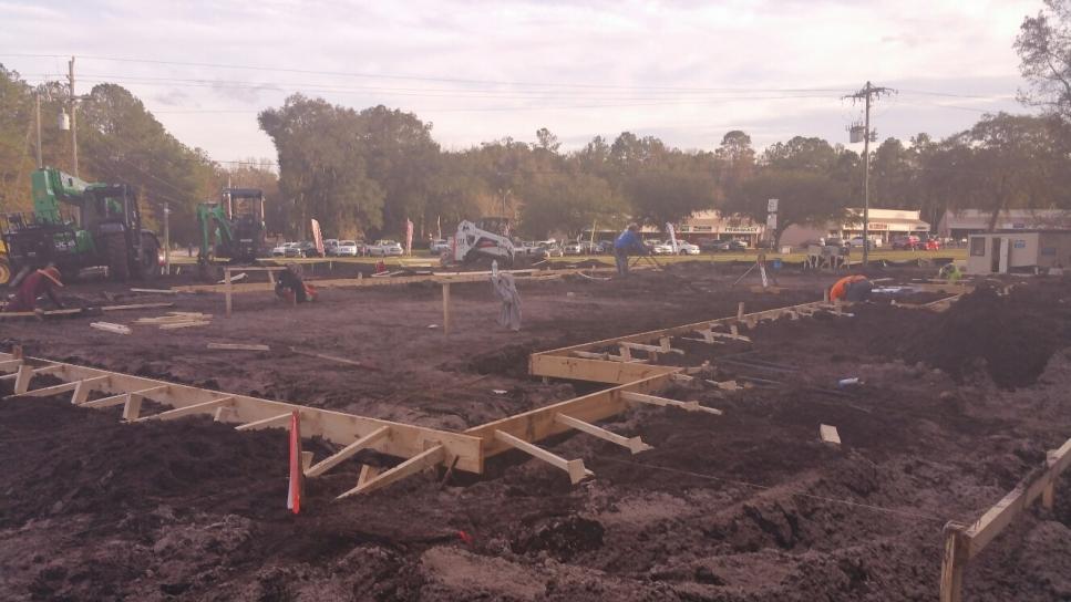 Verdad Project - Burger King - Middleburg FL - construction 03.jpg