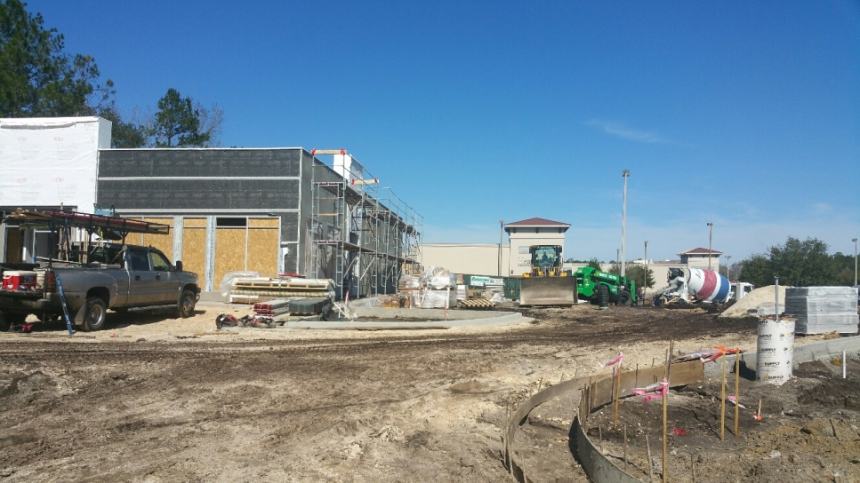 Verdad Project - Burger King - Middleburg FL - construction 05.jpg