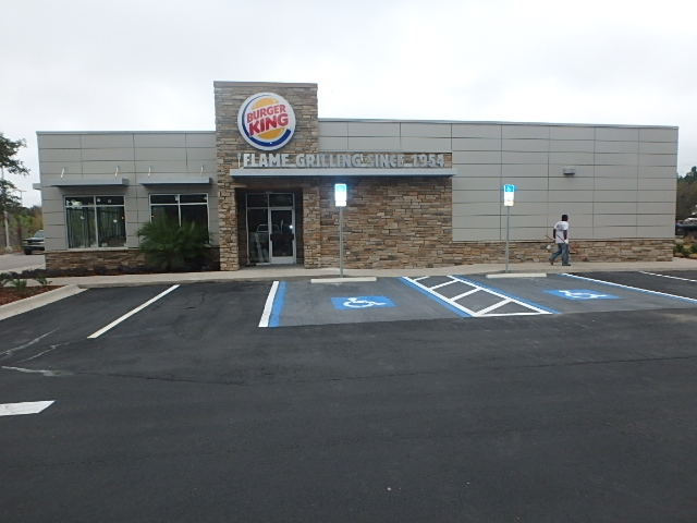Verdad Project - Burger King - St Augustine FL - construction 13.JPG