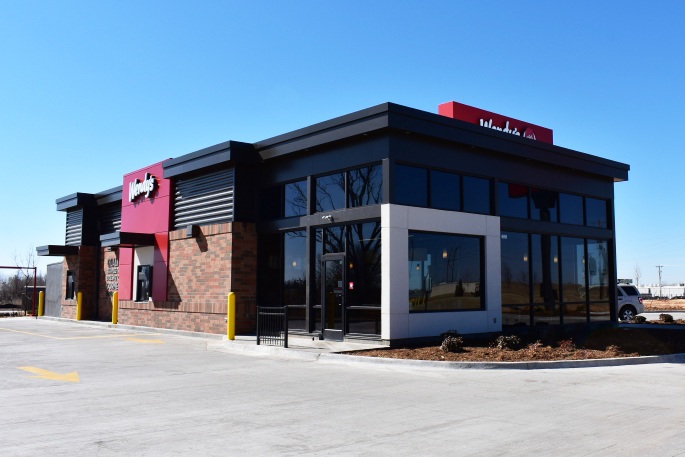 Verdad Construction Services - Wendy's - Elk City, OK - completed 03.JPG