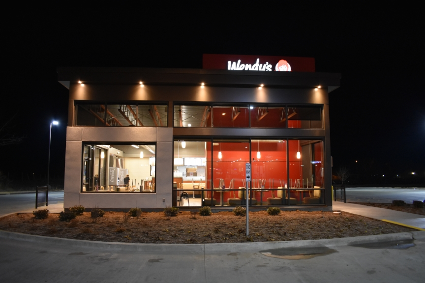 Verdad Construction Services - Wendy's - Elk City, OK - completed 05.JPG