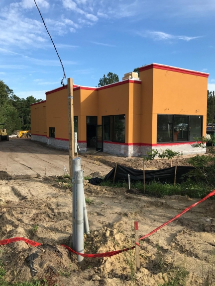 Verdad Real Estate Development - Popeye's - Middleburg FL - construction - 07.jpg