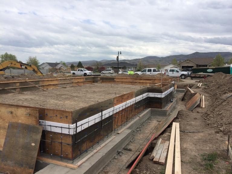 Verdad Project - Carl's Jr - Herriman UT - Construction 02.jpg