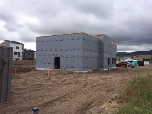 Verdad Project - Carl's Jr - Herriman UT - Construction 09.JPG