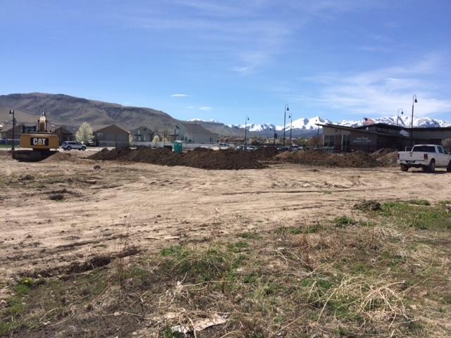 Verdad Project - Carl's Jr - Herriman UT - Construction 13.JPG