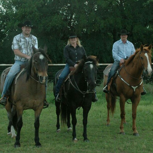 Tracy Payne - Tracy Payne came to us all the way from Bowie, TX where her horses roam free! Together with her partner Chris they have the most awesome family 2 boys Scott and Jason, 3 girls Sarah, Casey and Kenzie, 3 grand kids Taylor, Chris and Wade, 3 horses Titan, Cowboy and Ally and their amazing dog Gypsy. At Verdad Tracy works with our estimating team as an estimator.FUN FACT:Tracy's passion (besides her family) is her horses and she loves to dance!