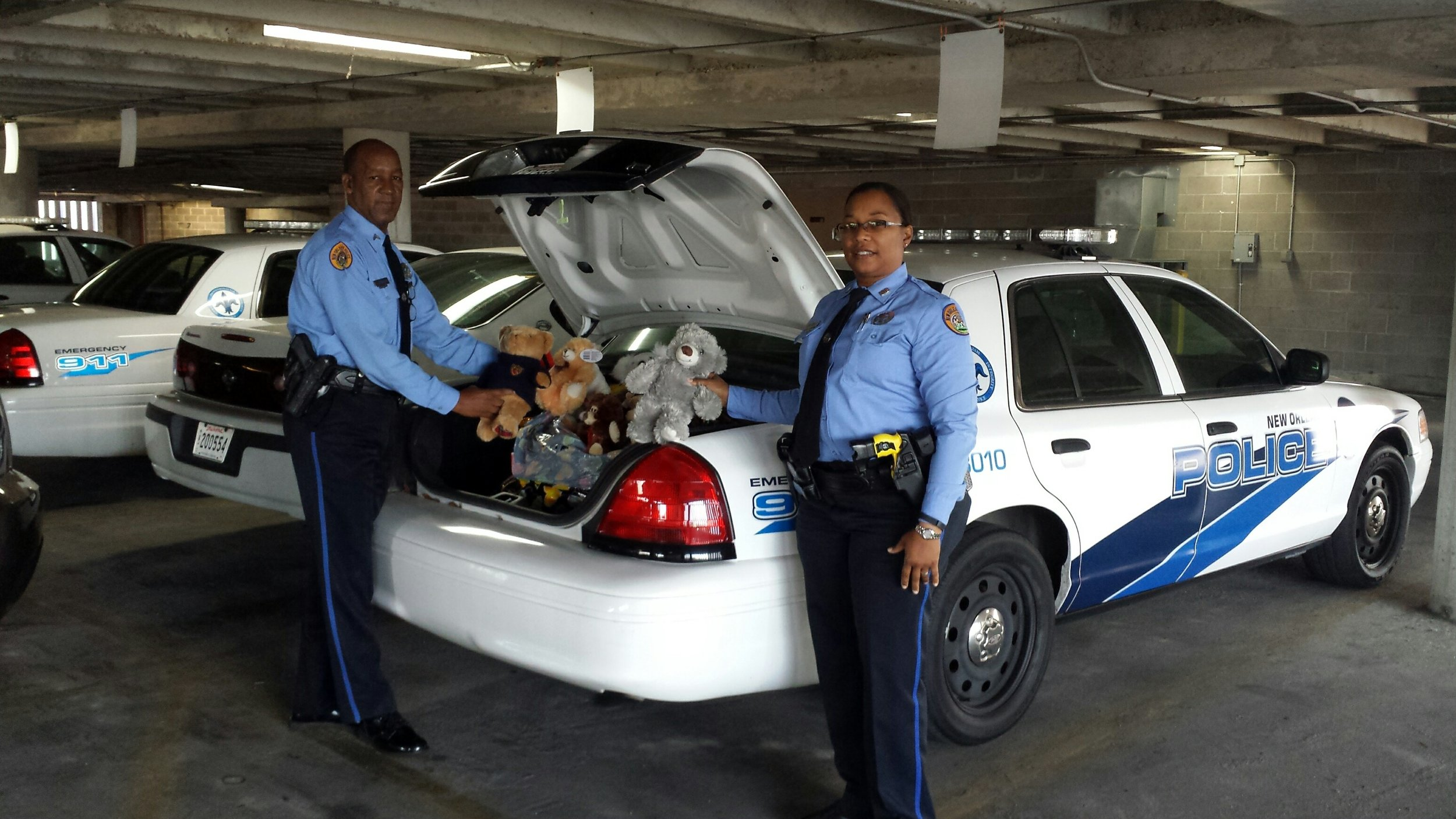 Teddy Bears in NOPD Cruisers.jpg