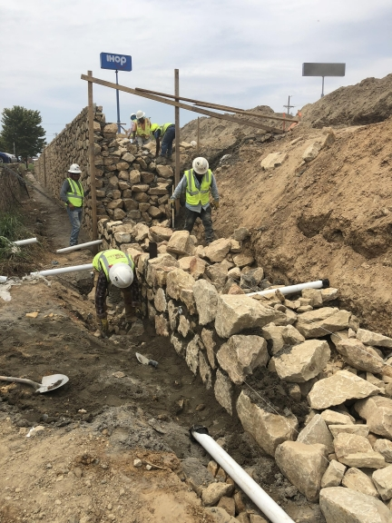 Verdad GC Project - Panera Bread Weatherford, TX - Construction 02.jpg