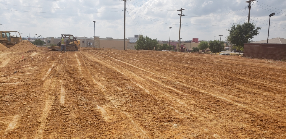 Verdad GC Project - Panera Bread Weatherford, TX - Construction 01.jpg