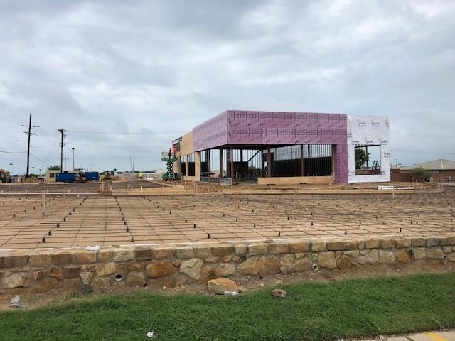 Verdad GC Project - Panera Bread Weatherford, TX - Construction 06.jpg