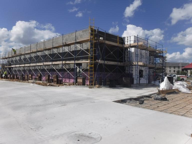 Verdad GC Project - Panera Bread Weatherford, TX - Construction 07.JPG