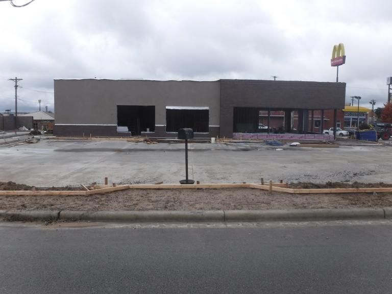 Verdad GC Project - Panera Bread Weatherford, TX - Construction 08.JPG