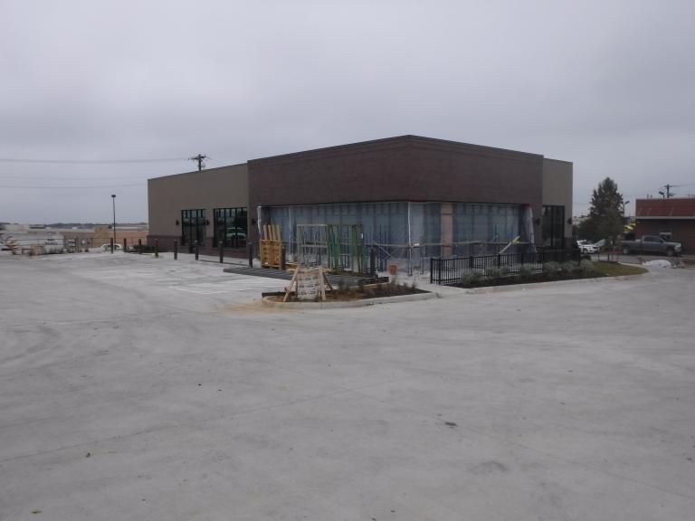 Verdad GC Project - Panera Bread Weatherford, TX - Construction 09.JPG